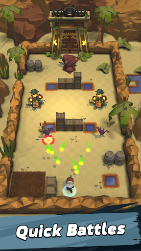 Zombero: Archero Killer  screenshots 12