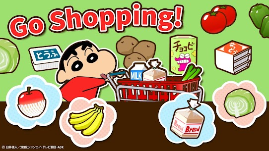Crayon Shinchan Operation Little Helper 3