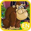 Monkey King Kong vs Dinosaurs icon