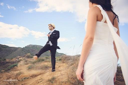 Fotógrafo de bodas Antonio Moreno (fotografosmurci). Foto del 11.06.2014