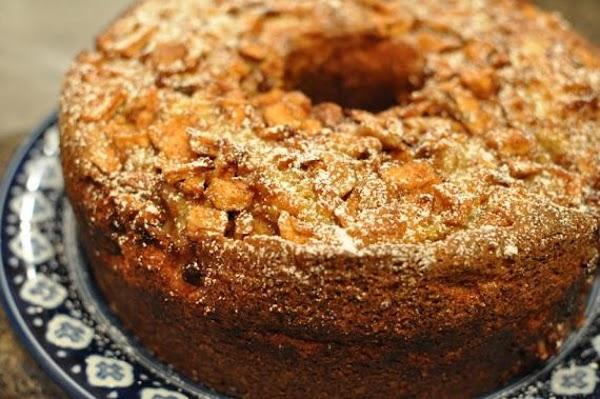 Philadelphia Jewish Apple Cake Recipe
