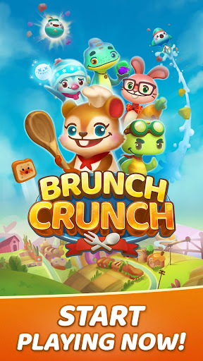 Brunch Crunch Buddy Blast - screenshot