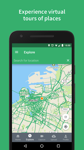 Mapillary screenshot 7