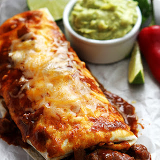 Corn Tortilla Burrito Recipes