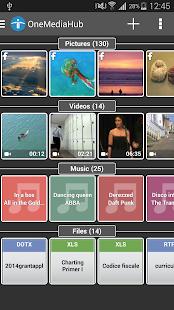 OneMediaHub - screenshot thumbnail
