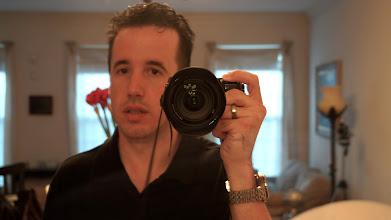 Photo: Me and my Sony NEX-7