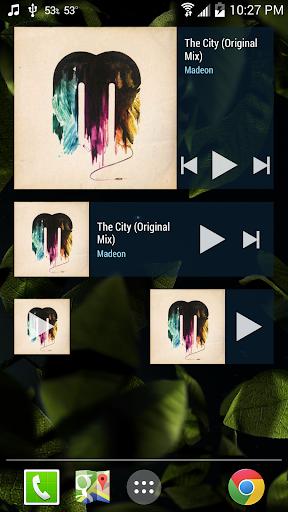 Cloudskipper Music Player screenshot 8