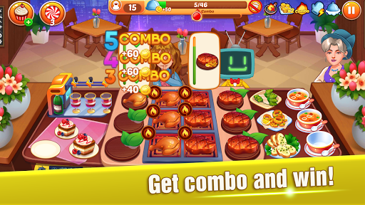 Cooking Master :Fever Chef Restaurant Cooking Game screenshot 5