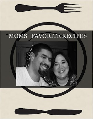 """MOMS""   FAVORITE RECIPES"