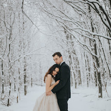 Wedding photographer Katarzyna Pyrchała (katadamczyk). Photo of 04.02.2017