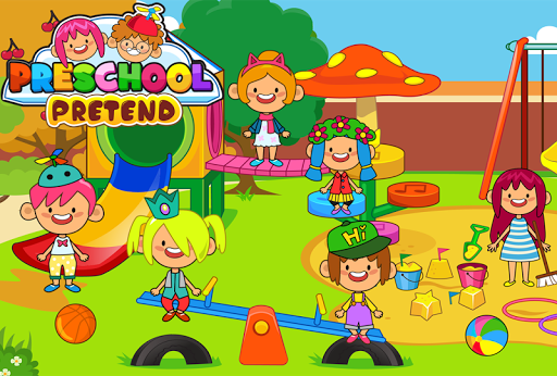 Pretend Preschool - Kids School Learning Games 1.3 DreamHackers 3