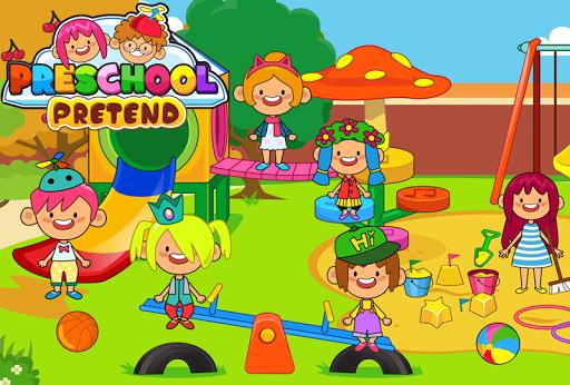 Pretend Preschool - Kids School Learning Games  screenshots EasyGameCheats.pro 3