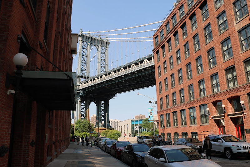 BROOKLYN, The Manhattan Bridge di fantinferruccio