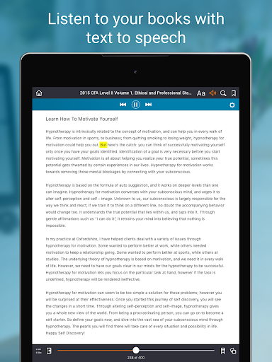 Bookshelf 9.3.2 screenshots 13