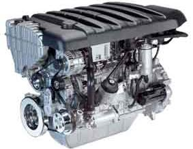VM Motori D700 Series Water-Cooled Engines