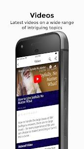 Sadhguru – Yoga, Meditation & Spirituality App Download For Android and iPhone 1