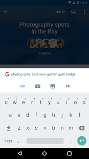 Spaces - Find & Do with Google- screenshot thumbnail