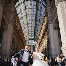 Fotografo di matrimoni Vitalik Gandrabur (ferrerov). Foto del 12.06.2019