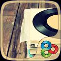 Vinyl Music GO Launcher Theme icon