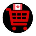 Canada Online Shopping icon