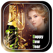 Happy New Year Photo Editor