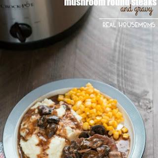 Crock Pot Round Steak Brown Gravy Recipes.
