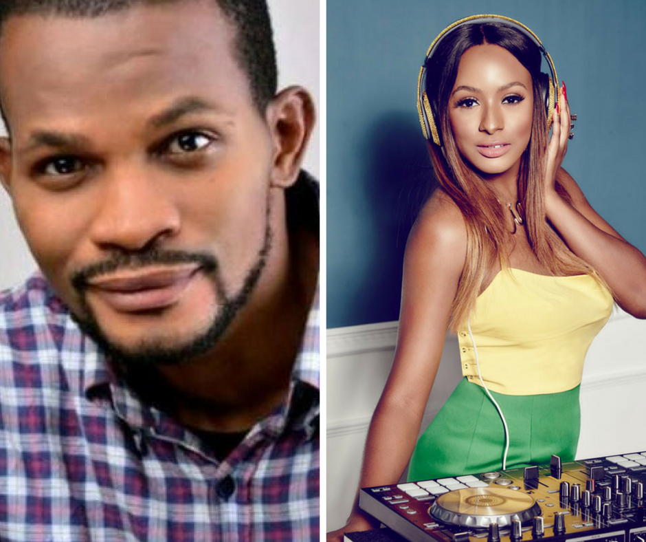 Read Dj Cuppys Reply To Actor Uche Maduagwus Marriage Proposal
