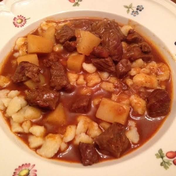 Austrian Goulash Soup Just A Pinch Recipes