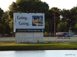 Photo: 192 Sign, Celebration, FL