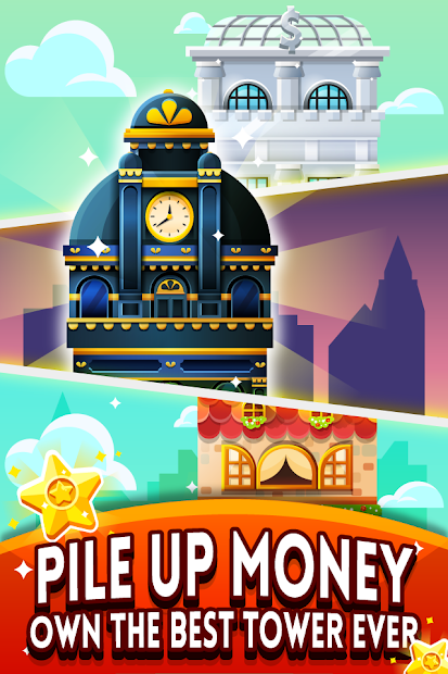Cash, Inc. Money Clicker Game & Business Adventure Android App Screenshot