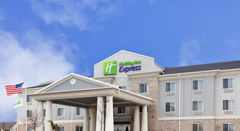 Holiday Inn Express Le Roy