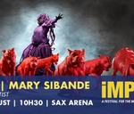 Mary Sibande Talk at iMPAC : Open Window Institute