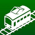 乗換NAVITIME Timetable & Route Search in Japan Tokyo icon