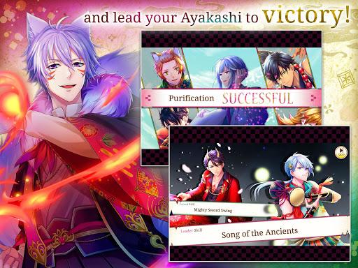 Ayakashi: Romance Reborn - Supernatural Otome Game filehippodl screenshot 18