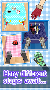 Pull a Tablecloth!!- screenshot thumbnail