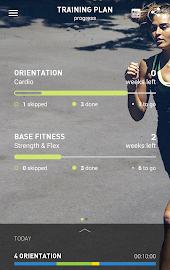 adidas train & run Screenshot 7