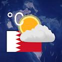 Bahrain Weather Alerts - No ads icon