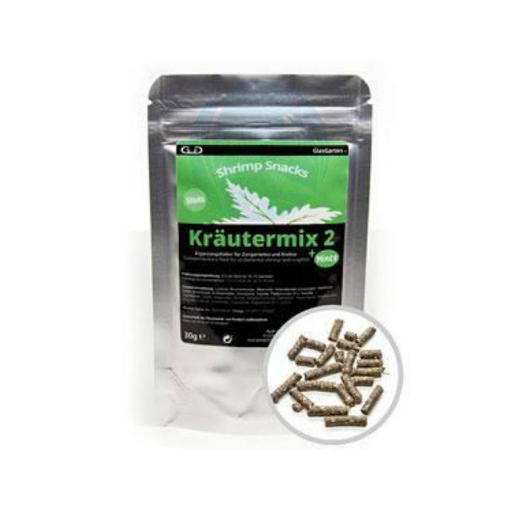 GlasGarten Krautermix 2 + Minze