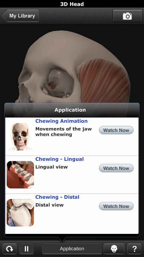 DentalNavi- screenshot