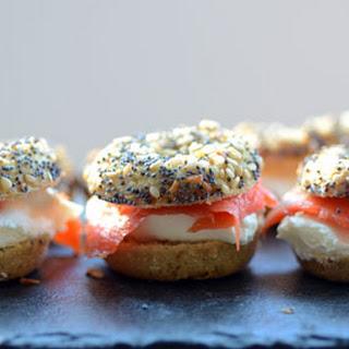 Paleo Mini Bagels