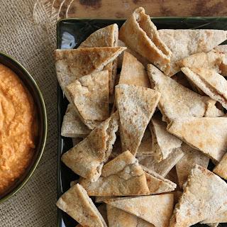 Quick & Easy Pita Chips Recipe