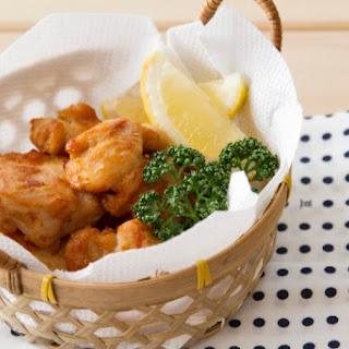 Gluten-Free Healthy Karaage (Deep-Fried Chicken)