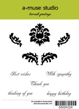 Photo: DAMASK GREETINGS - $7 which includes shipping