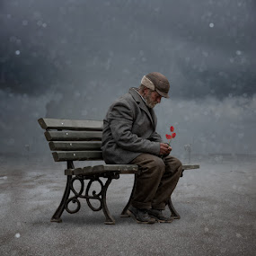 The lyrics are only for my soul by Caras Ionut - Digital Art People ( the lyrics are only for my soul )