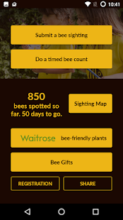 The Great British Bee Count- screenshot thumbnail
