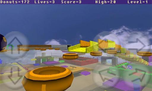 Donut Man 3D Alpha  screenshots 4