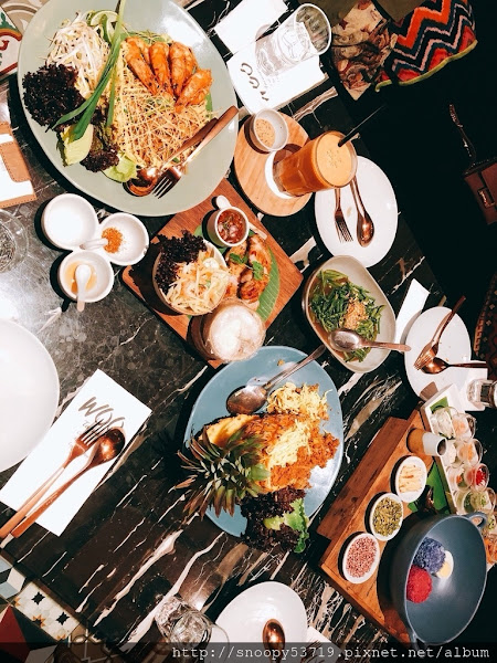Woo Taiwan-正宗清邁泰式料理,氣派宮廷風,大份量