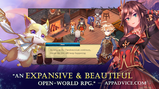 Evertale MOD APK 1.0.55 [Unlimited Money + Purchased] 6
