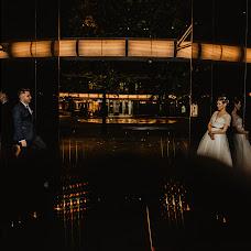 Wedding photographer Klaudia Amanowicz (wgrudniupopoludn). Photo of 08.10.2018