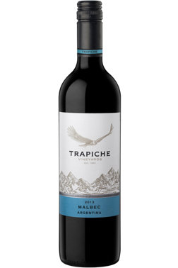 Logo for Trapiche Malbec